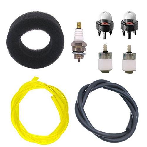 NIMTEK Air Filter Spark Plug Fuel line Filter