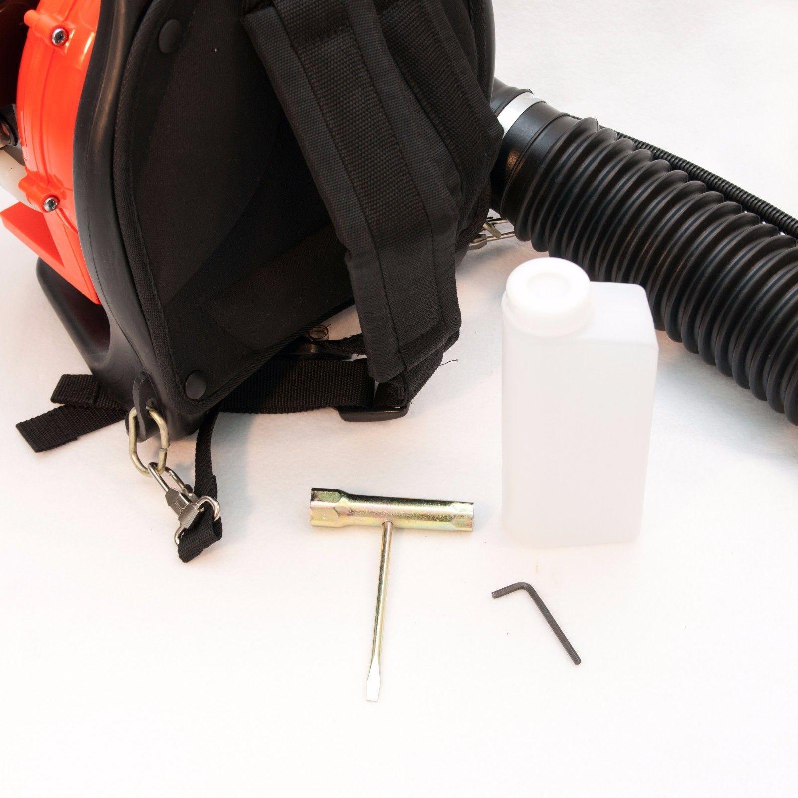 Back Pack Blower, 33cc Approved, Easy Starting 423 CFM