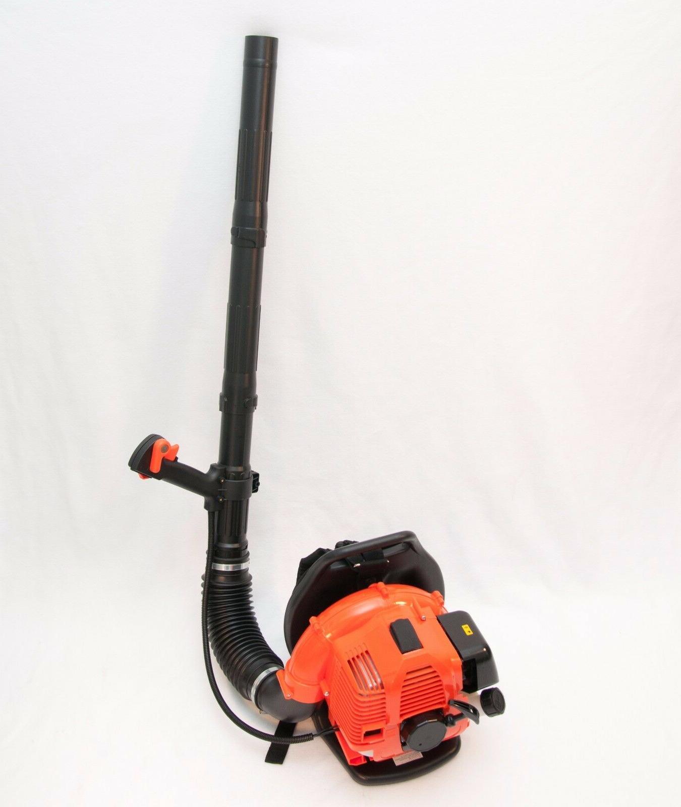 back pack leaf blower 33cc gas powered