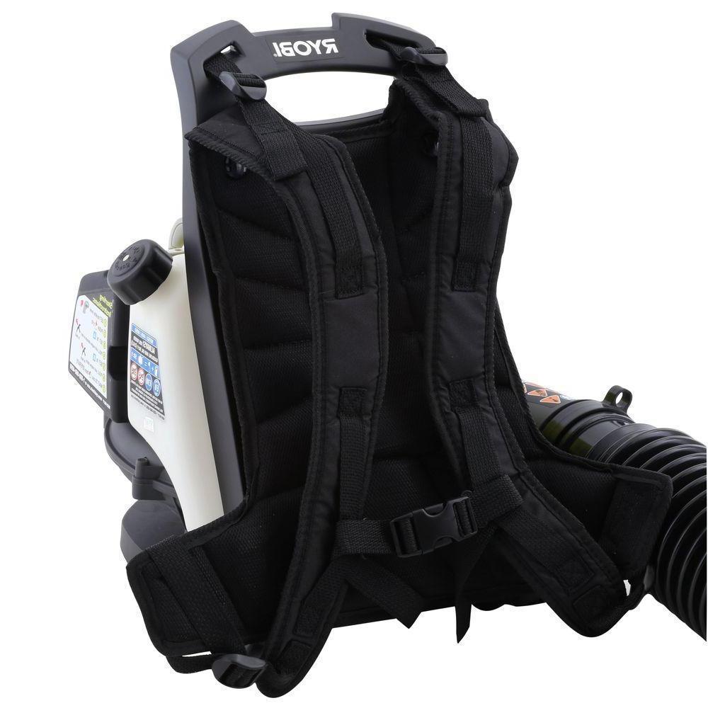 Backpack Gas Leaf Blower 185 MPH CFM Variable Harness Adjust