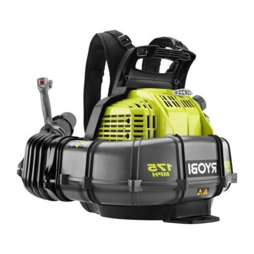 backpack leaf blower 175 mph 760 cfm
