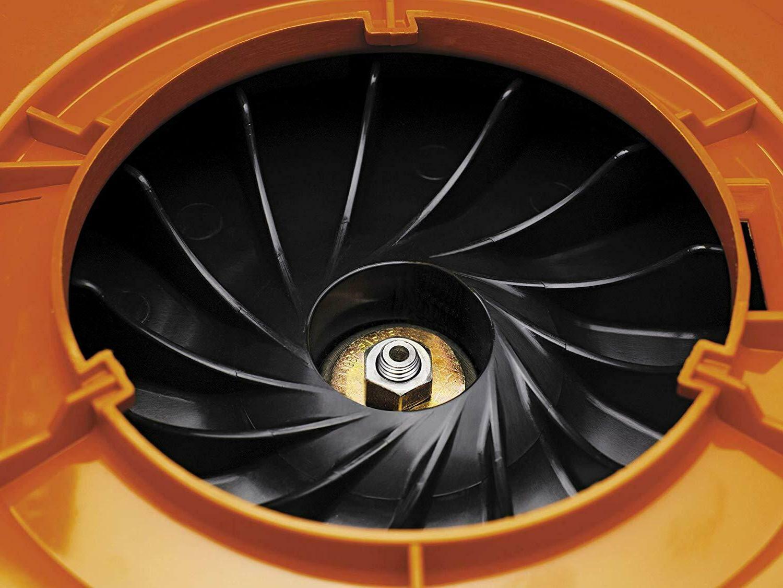 Husqvarna 425 CFM Orange Powered Adjustable