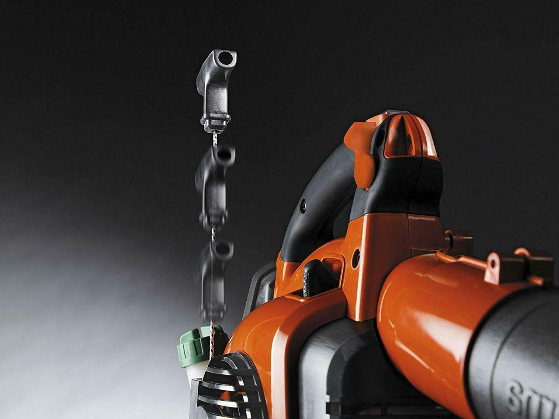 Husqvarna Blower CFM Orange Gas