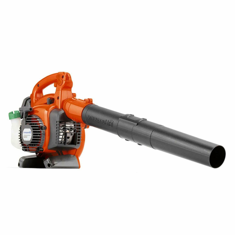 CFM 125B Handheld Blower Orange Gas