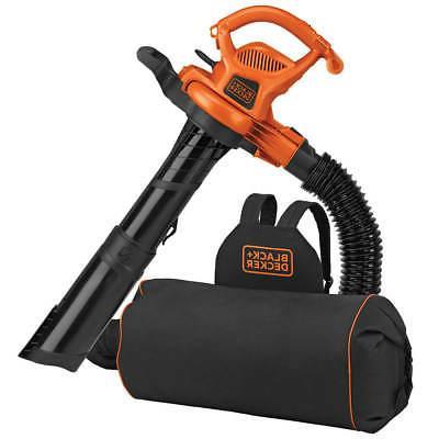 Black and Decker Blower/Vacuum/Mulcher