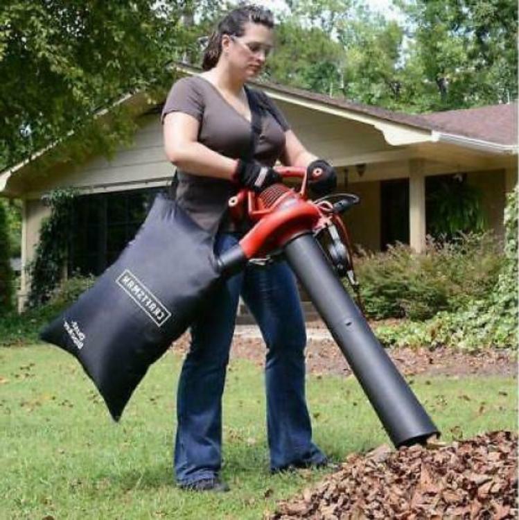 Blower Blower Cleaner Mulching Handheld 12-amp