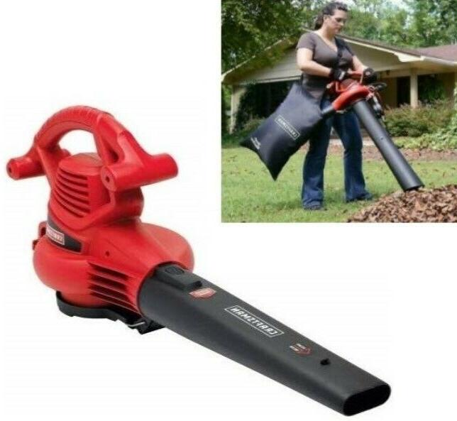 blower leaf blower vacuum cleaner mulching electric