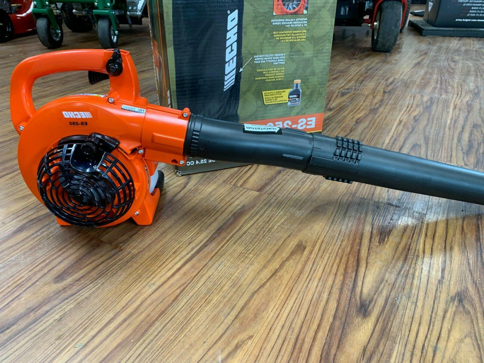 Brand New ECHO Leaf Mulcher 25.4cc 391 CFM
