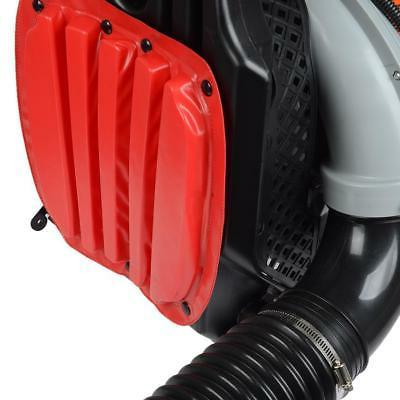 Commercial 65cc 2 Backpack Gas Powered Blower Gasoline Grass USA
