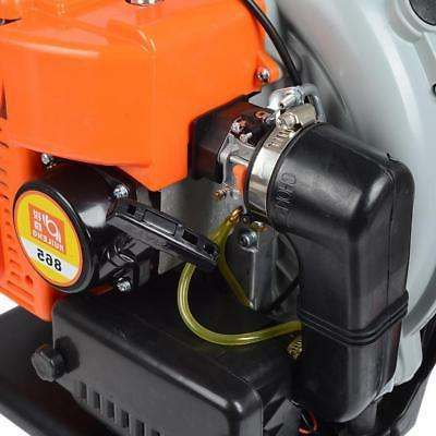 Commercial Stroke Backpack Gas Blower Gasoline Grass NEW USA