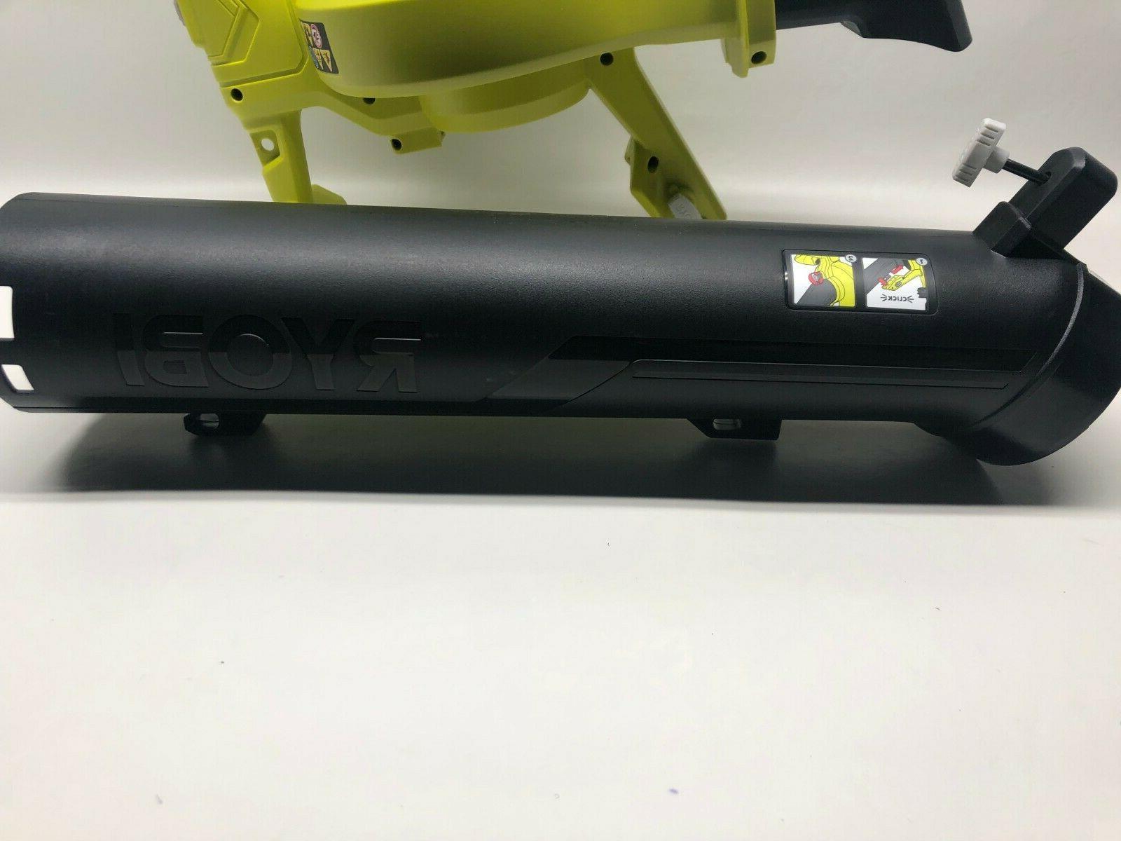 RYOBI 2-in-1 Leaf Blower 40-V