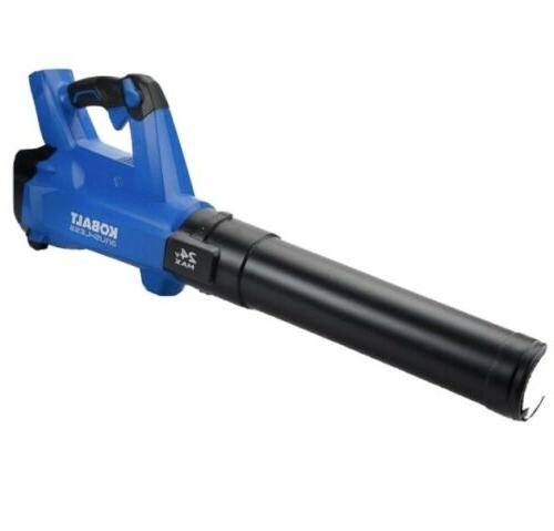 cordless axial blower lithium ion