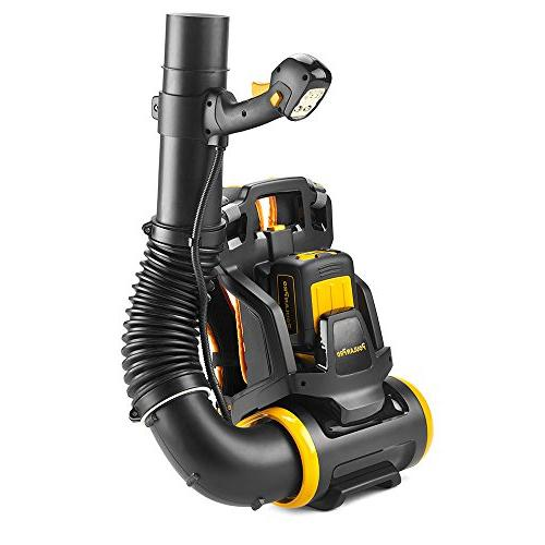 Cordless 150 MPH Backpack Blower