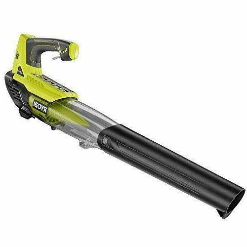 cordless leaf blower 100mph 280 cfm 18