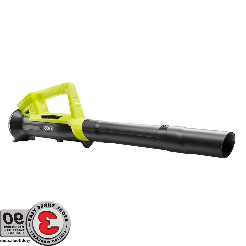 RYOBI CORDLESS LEAF 18V ONE+ Lithium Compact Only