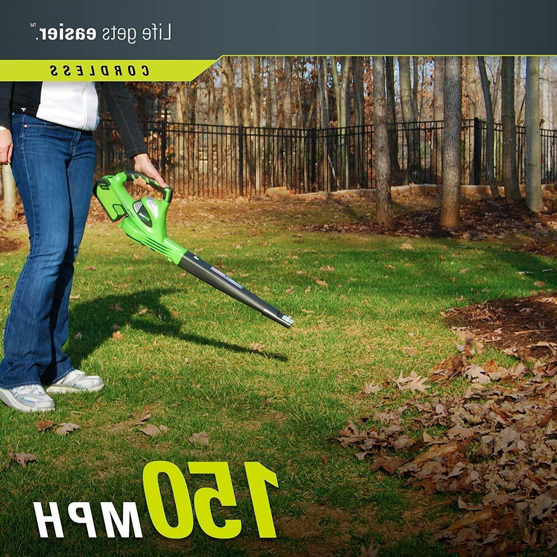 Greenworks Garden Tools Variable Speed 40V