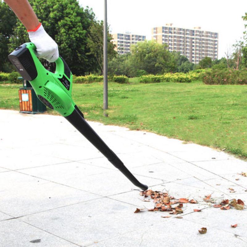 cordless leaf blower handheld 120mph sweeper 20v