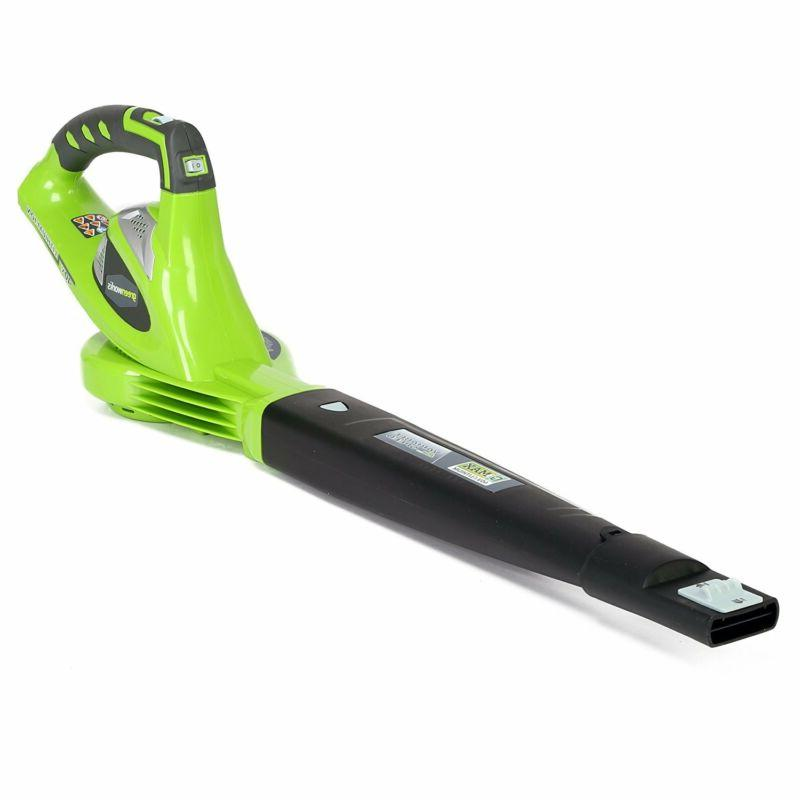 CORDLESS Yard Sweeper Lithium Powered