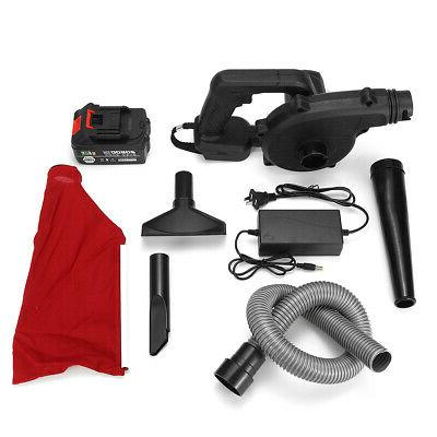 Cordless Battery Suction Dust