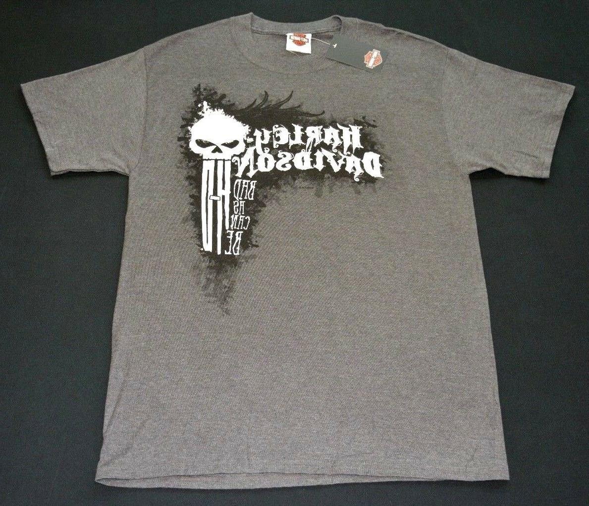 defective harley davidson men s t shirts