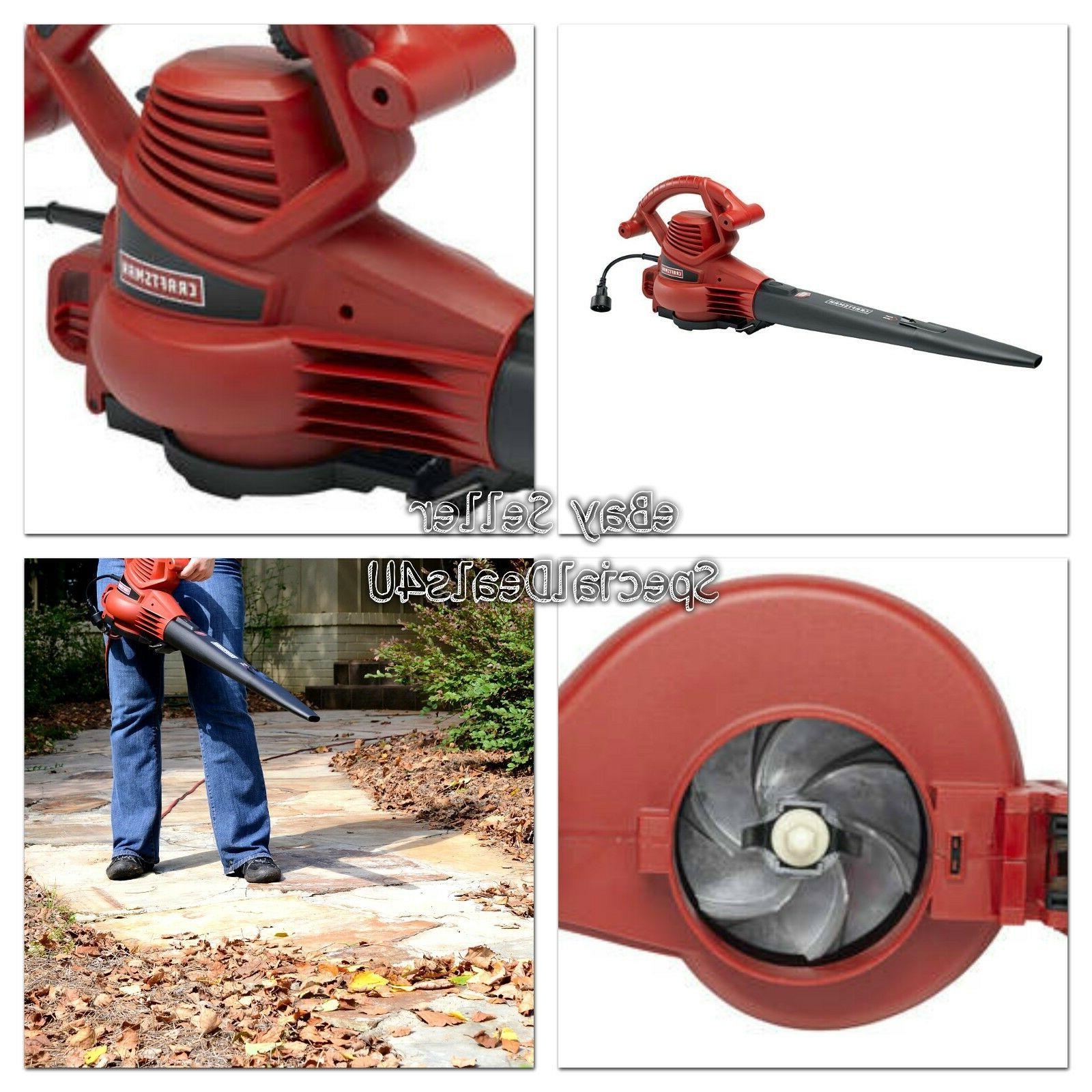 Electric AMP 2 Lawn Yard Mulcher Bag