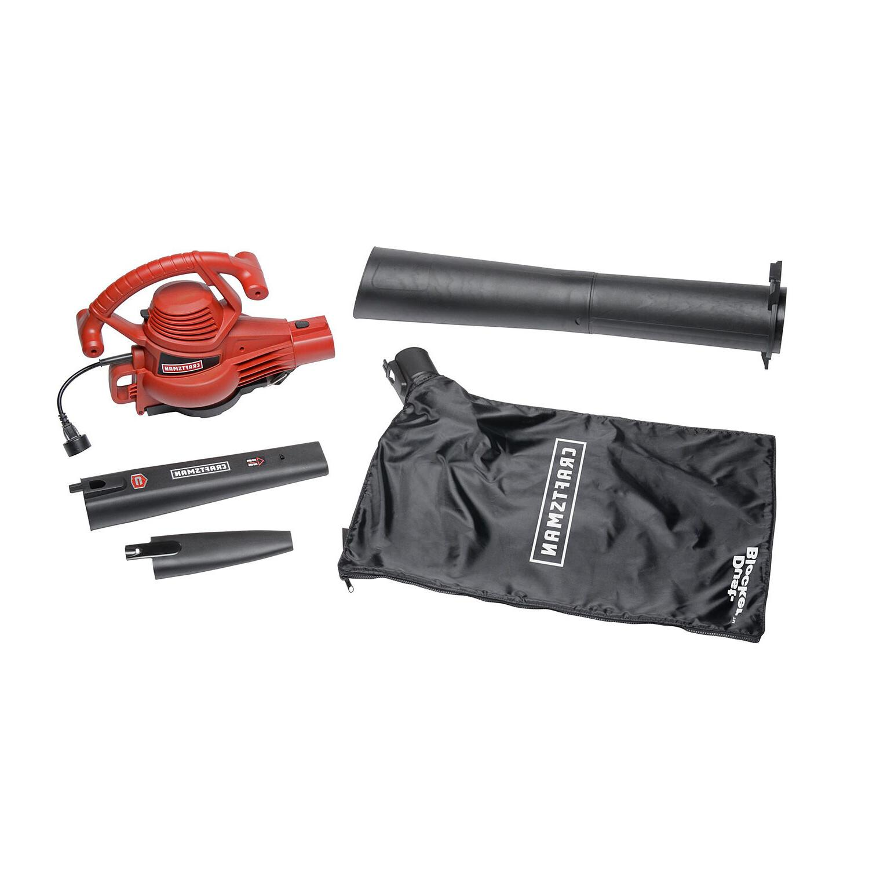 Electric AMP 2 Lawn Yard Mulcher Bag