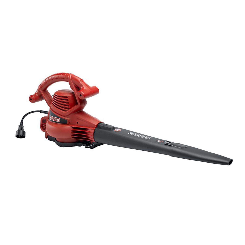 Electric Leaf AMP 2 Sweep Lawn Vacuum Mulcher