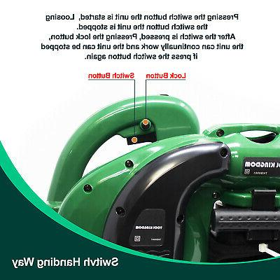 Electric / 1200W 10A Corded 6 Duty