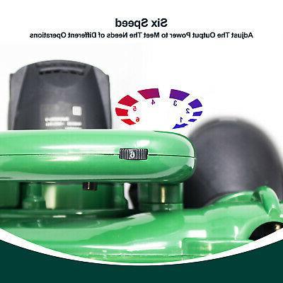 Electric Blower / Vacuum Corded Speed Heavy Duty