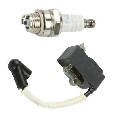 For Husqvarna 125B/125BVX/125BX Leaf Blower Parts Ignition C