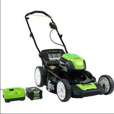 lawn mower 4 0ah battery