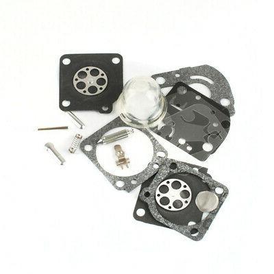 Leaf Blower Carburetor Rebuild Kit For Ryobi Ryan IDC Homeli