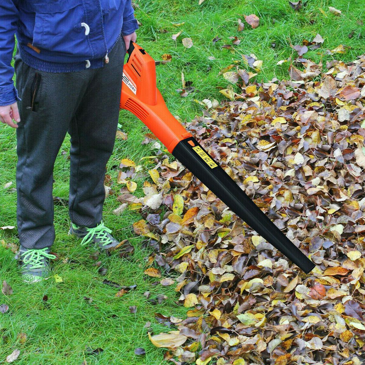 Leaf Cordless Battery mph Lightweight New