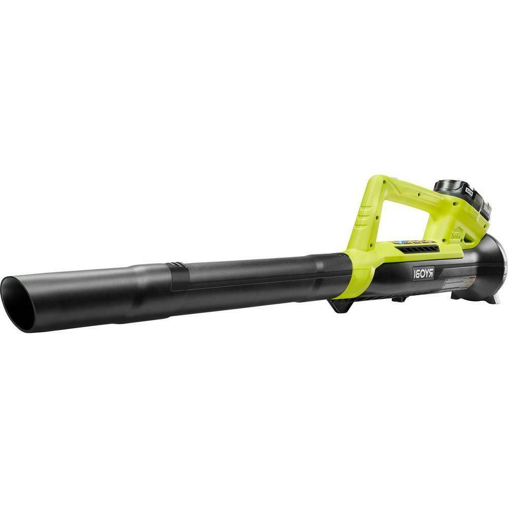 leaf blower one 90 mph 200 cfm