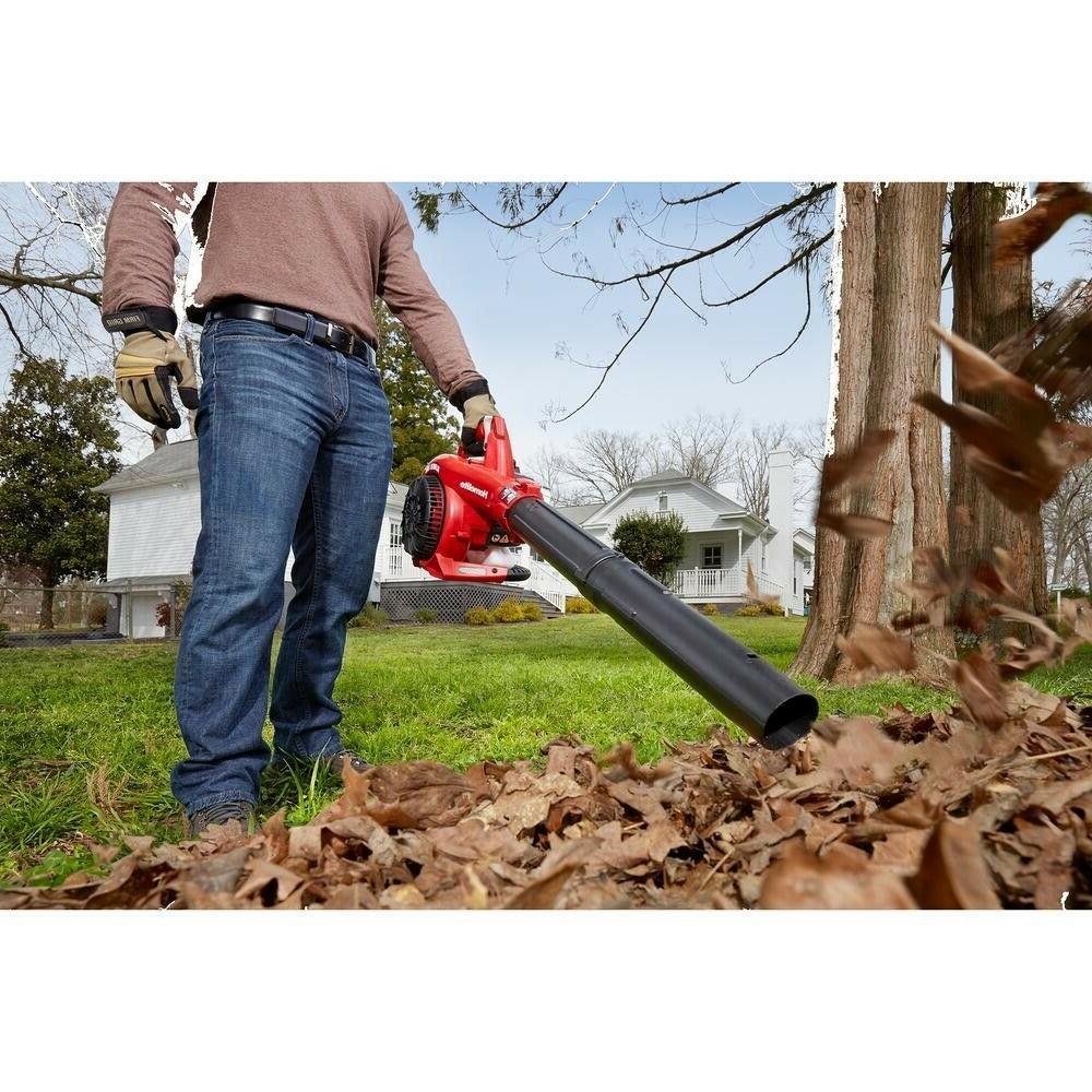 Leaf Blower Homelite Vacuum Handheld Reconditioned 150 MPH G