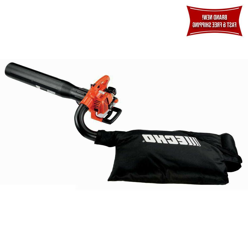 Leaf Blower Vacuum Shredder Gas Clearing Mulching Yard Tool