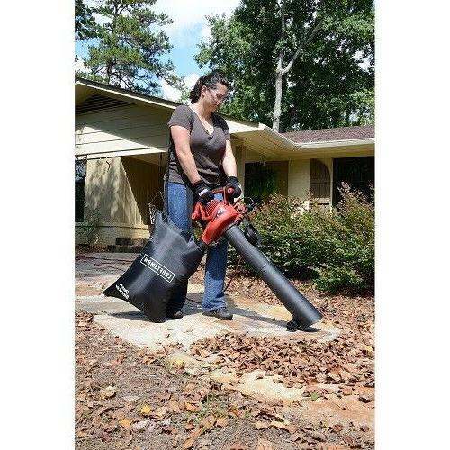 Leaf Blower Vacuum Shredder Lawn Bag 2 Core