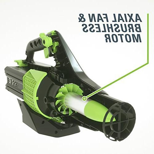 GreenWorks Max 140-MPH Electric