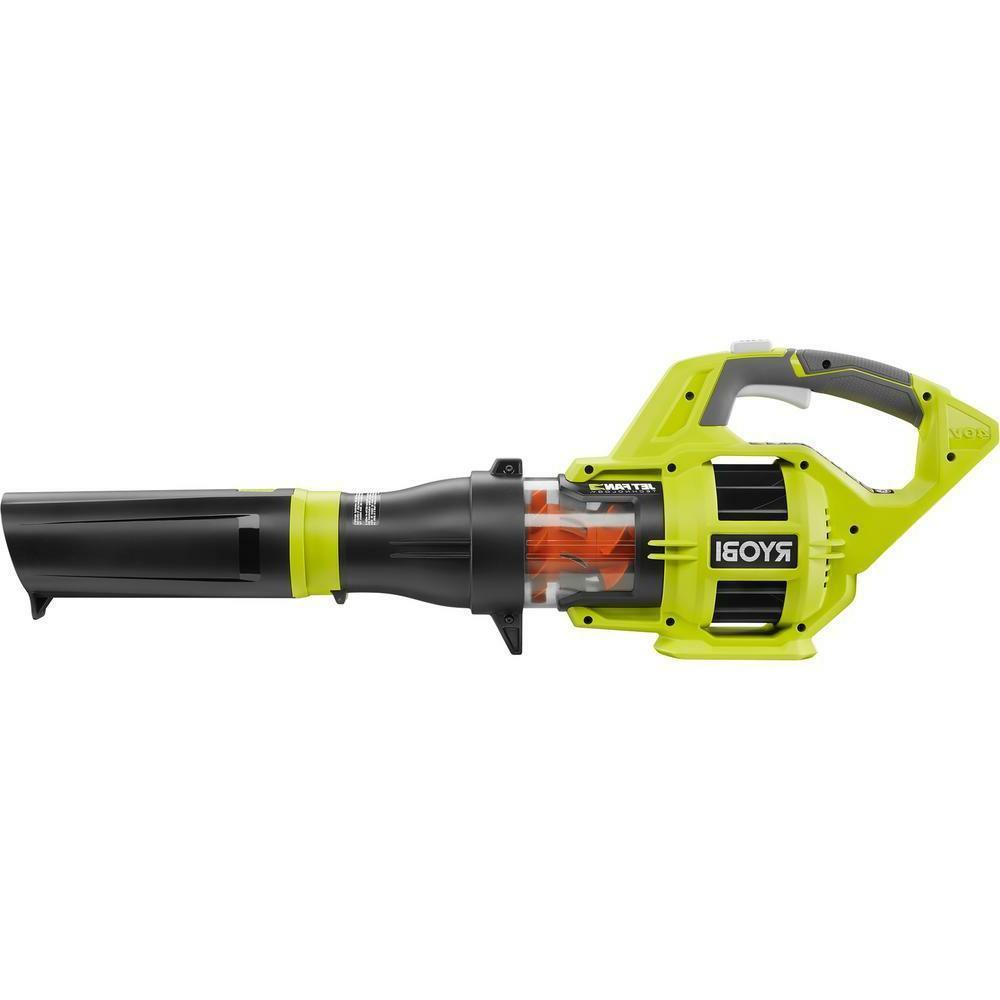 NEW Ryobi 480-CFM 110-MPH Cordless Blower Only