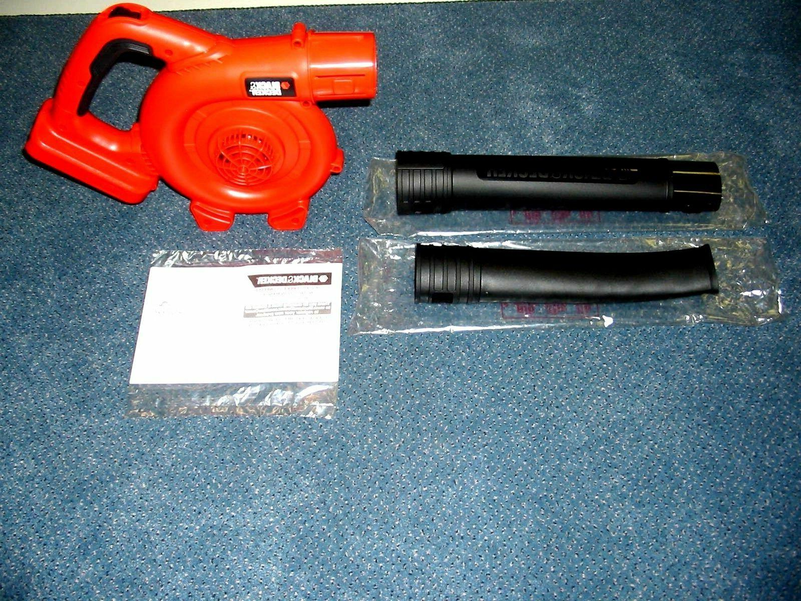 new black and decker nsw18 18 v