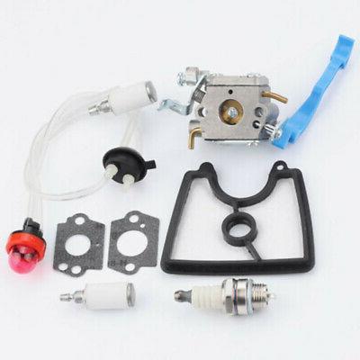 New Carburetor Kit For Husqvarna 125B 125BVX 125BX Handheld
