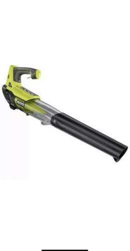 new one 18v lithium ion cordless leaf