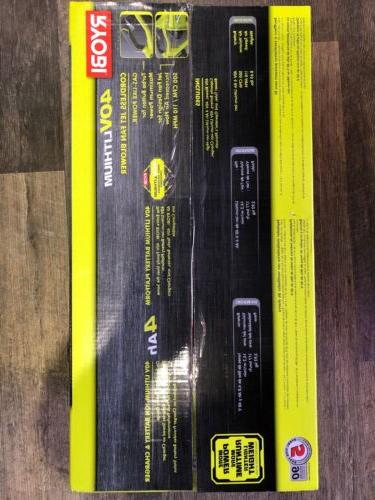 NEW RY40406 110 MPH 500 CFM 40V CORDLESS TOOL