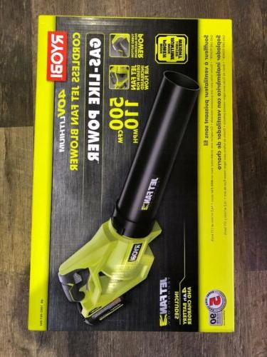 NEW 110 MPH CFM CORDLESS TOOL