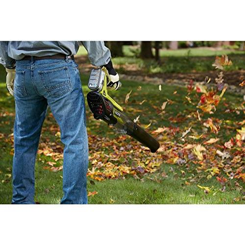 ONE+ MPH CFM Variable-Speed 18-Volt Lithium-Ion Cordless Blower - 4Ah and Charger Included
