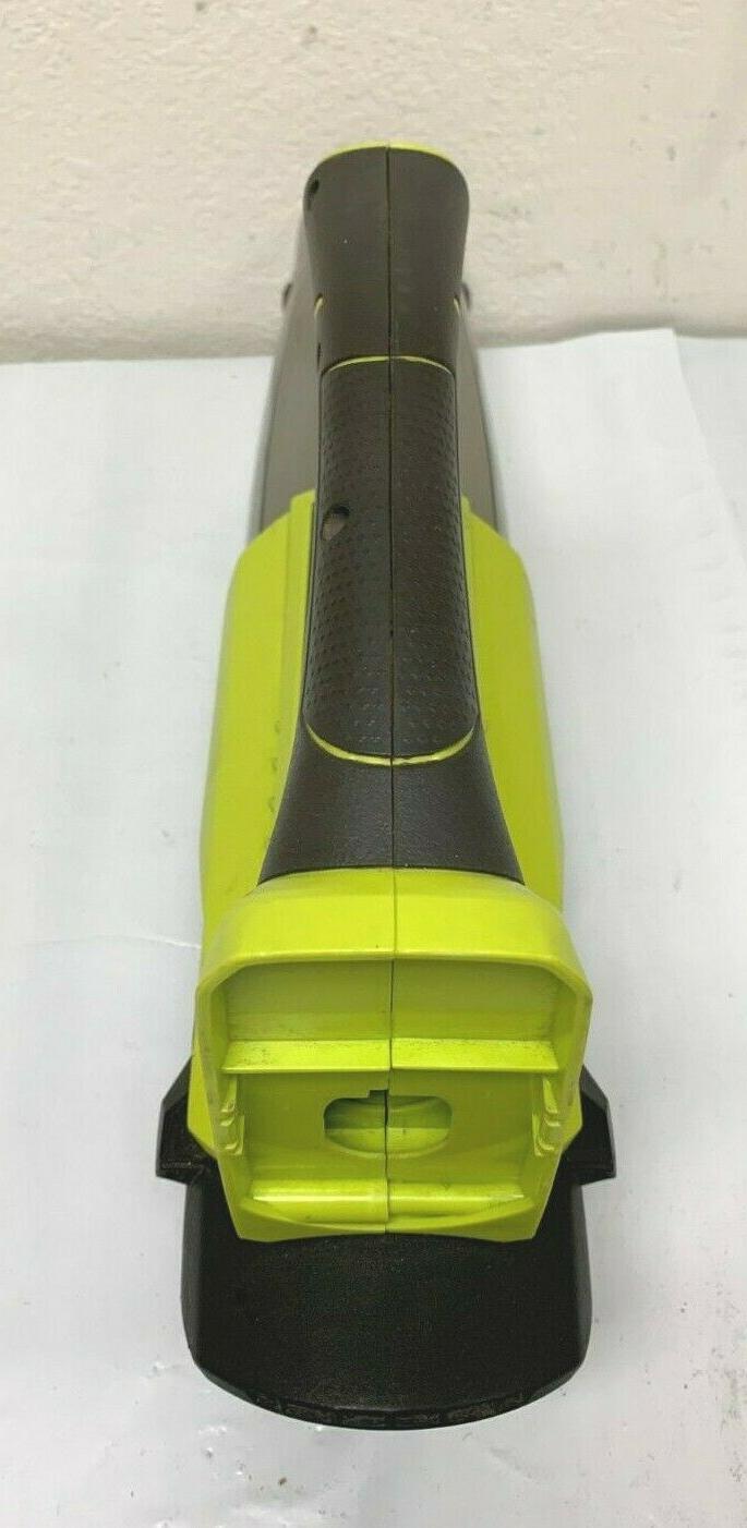 RYOBI P21081 Jet Fan 18-Volt Lithium-Ion