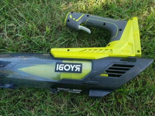 RYOBI ONE+ 280 CFM Leaf Blower