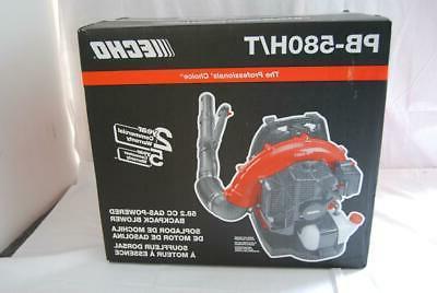 Echo PB-580T 517 CFM 58.2 cc Cycle Leaf Blower w/