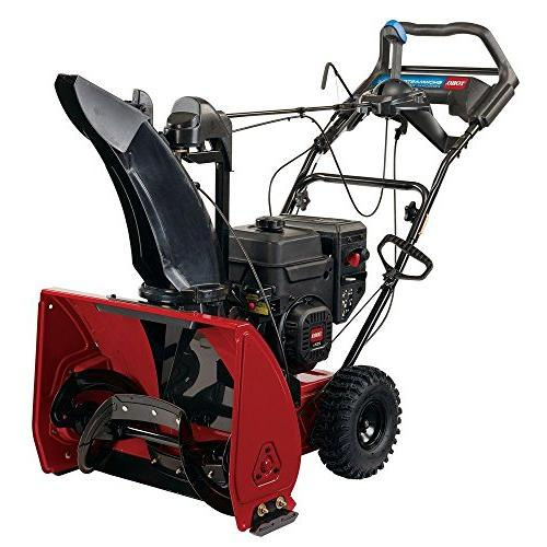 New Toro Snow Blower Thrower Gas Powered Snow Master Two Sta