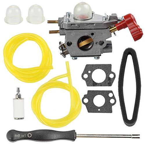 Harbot TB35EC 753-06288 Carburetor + Adjustment Tool +